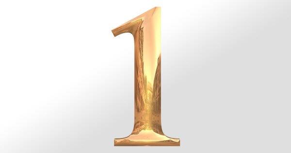 Золотой 1%