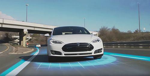 Автопилот Tesla, автоматизация транспорта