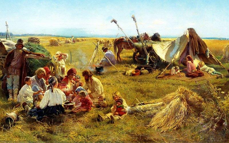 Общины - первые социальные сети