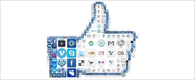 Фотоистория социальных сетей