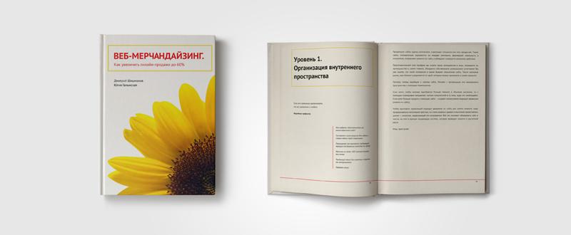 Книга веб-мерчандайзинг